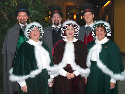A Caroling Company, Minneapolis MN
