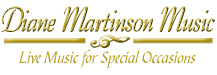 Diane Martinson Music - Live Music for Special Occasions